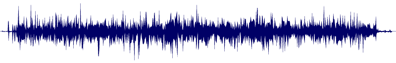 waveform of track #92736
