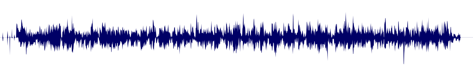 waveform of track #92826