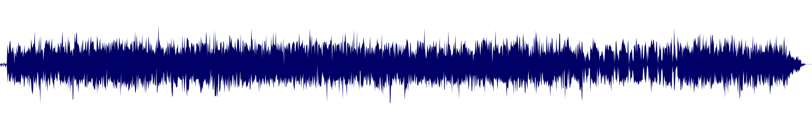 waveform of track #92895