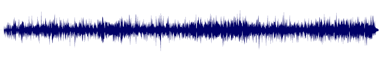 waveform of track #92942