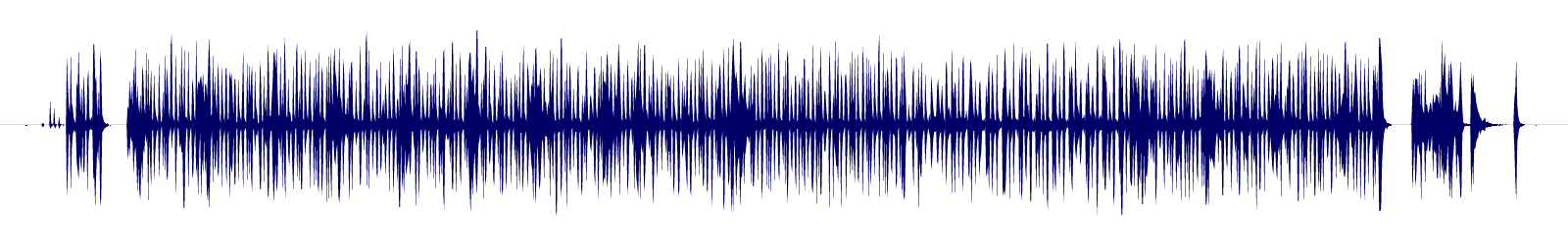 waveform of track #93427