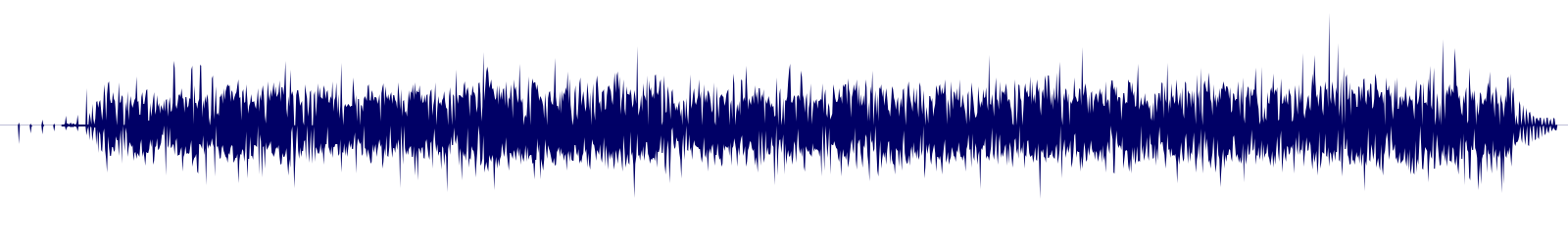 waveform of track #93610