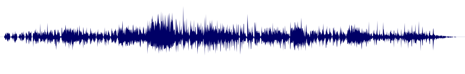 waveform of track #93834