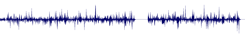 waveform of track #94020