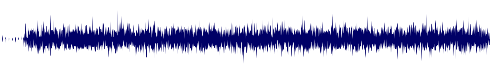 waveform of track #94965