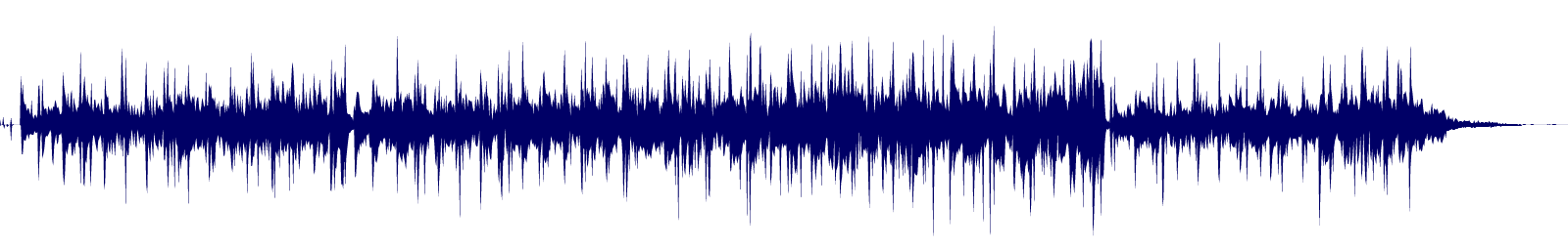 waveform of track #95081