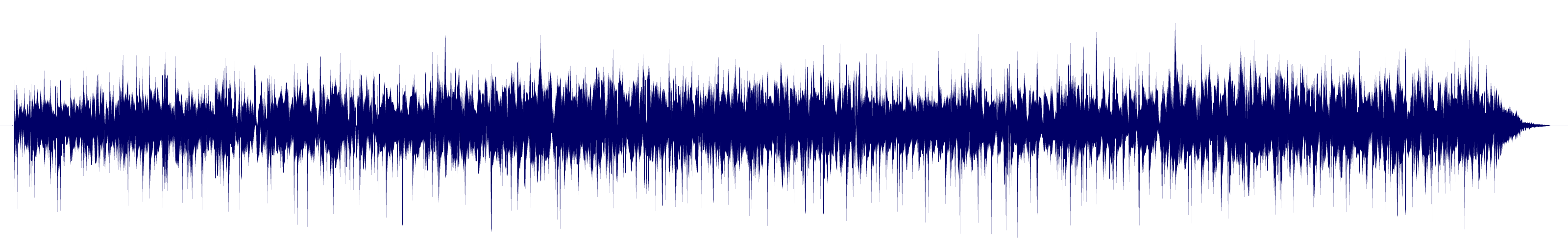waveform of track #95107