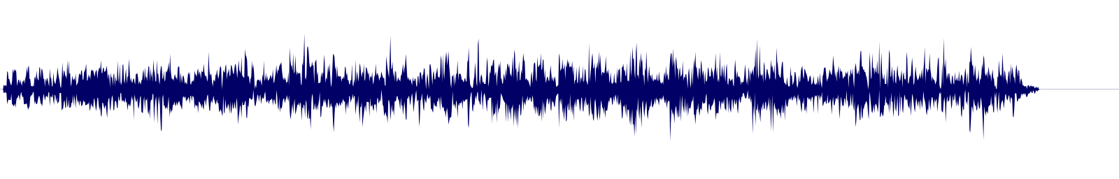 waveform of track #95135