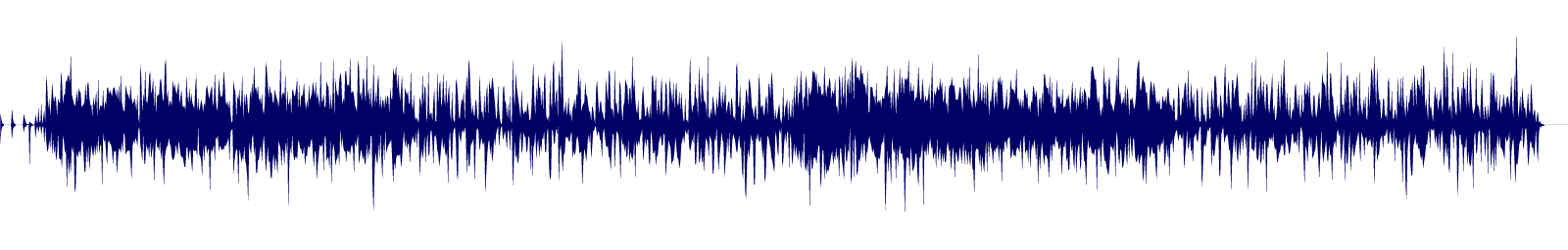 waveform of track #95252