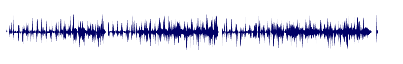 waveform of track #95265