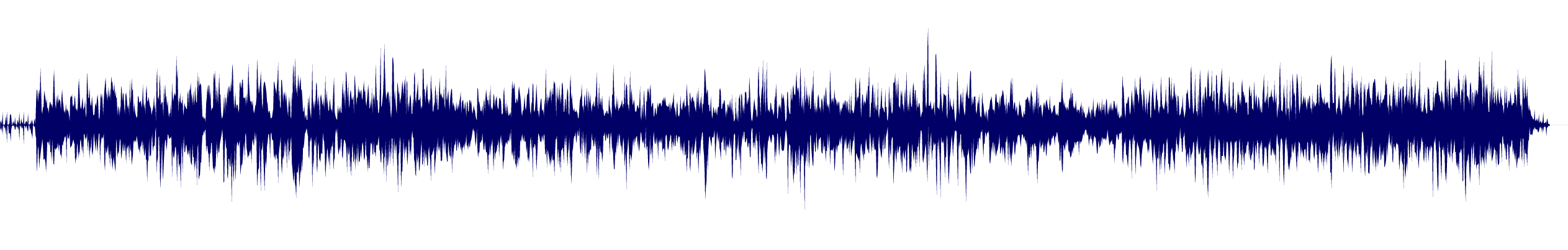 waveform of track #95288