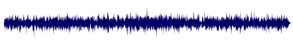 waveform of track #95292