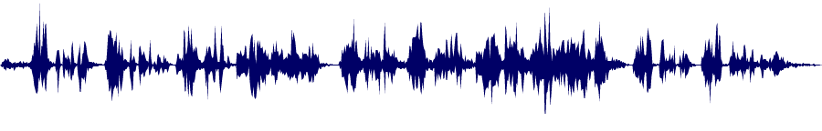 waveform of track #95307