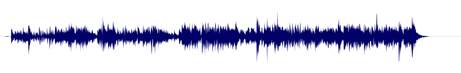 waveform of track #95527