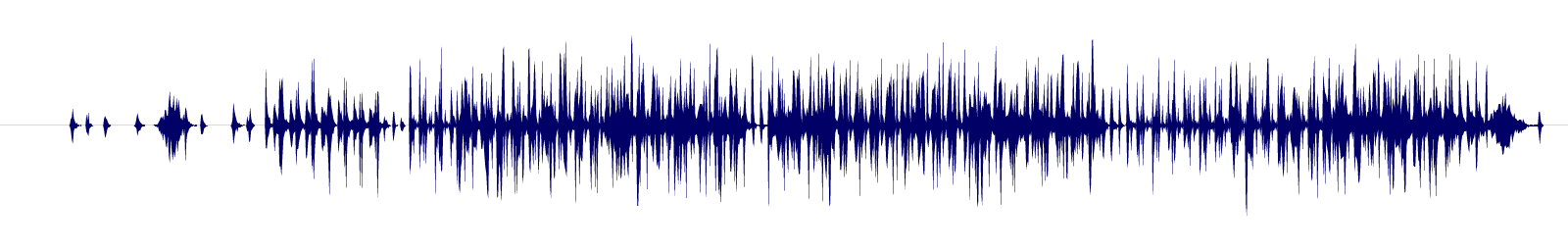 waveform of track #95576