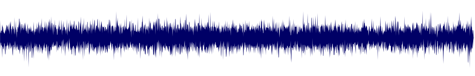 waveform of track #96087