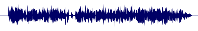 waveform of track #96262