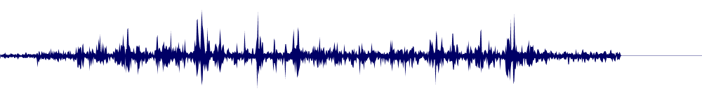waveform of track #96500