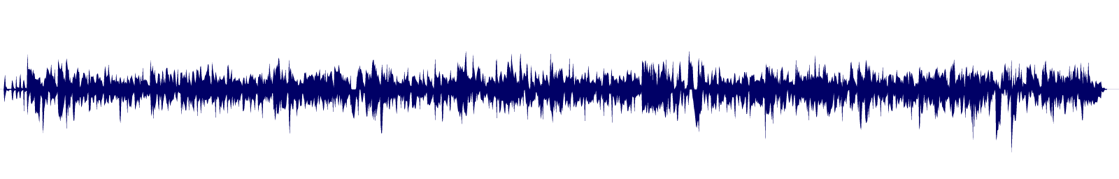 waveform of track #96594