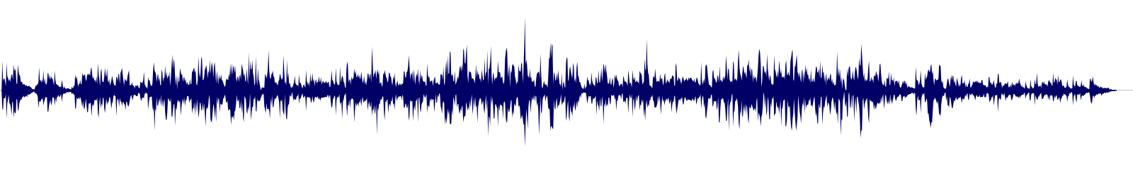 waveform of track #96667
