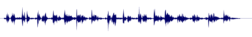 waveform of track #96852
