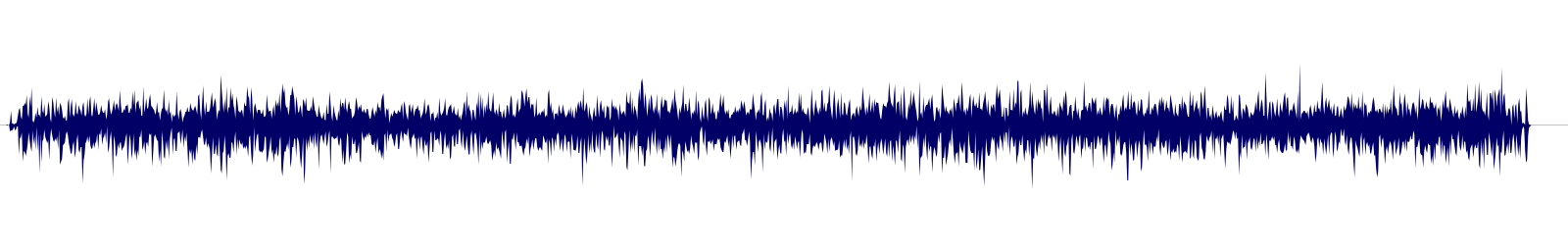waveform of track #97257