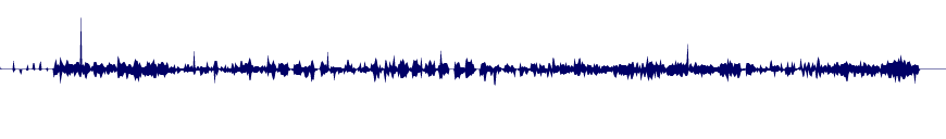 waveform of track #97281