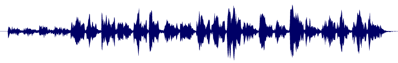 waveform of track #97721
