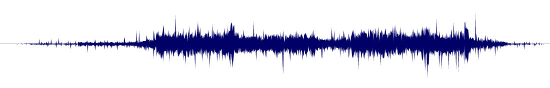 waveform of track #97892