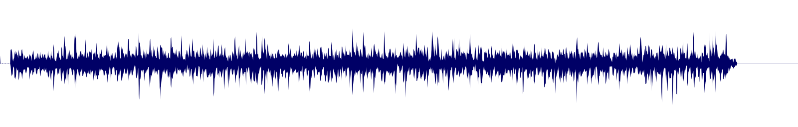 waveform of track #98026