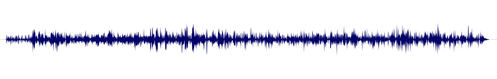waveform of track #98538