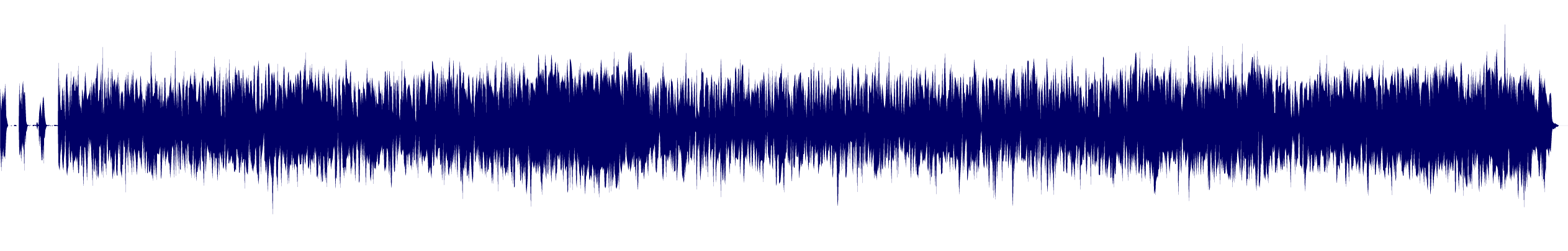 waveform of track #98634