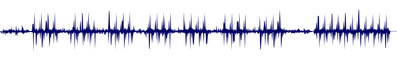 waveform of track #98655