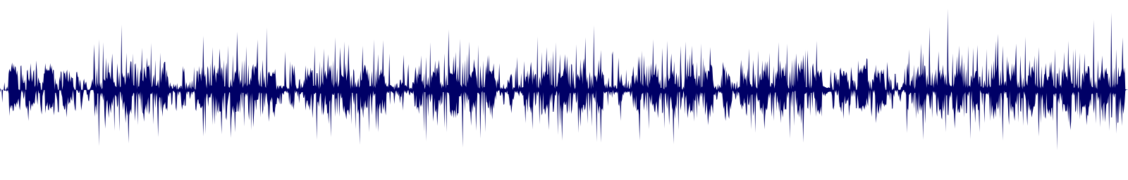 waveform of track #98660