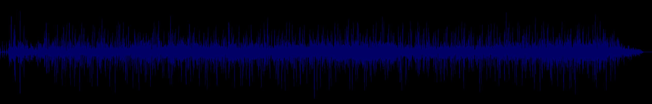 waveform of track #98755