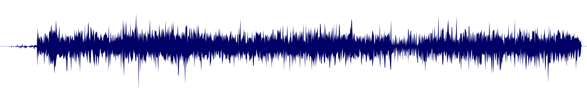 waveform of track #98764
