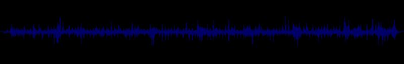waveform of track #98765