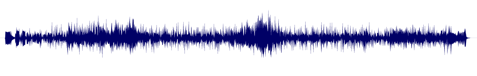 waveform of track #98926