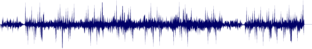 waveform of track #99000