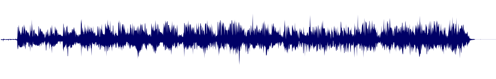 waveform of track #99013