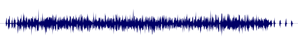 waveform of track #99050
