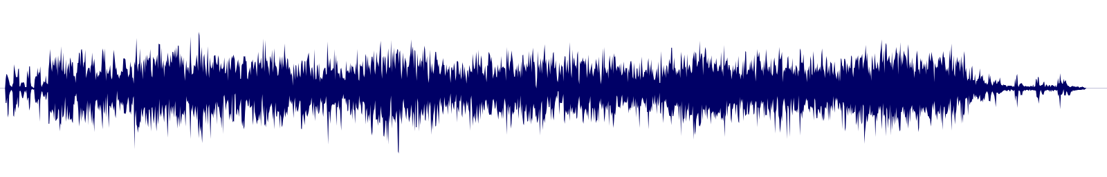 waveform of track #99061