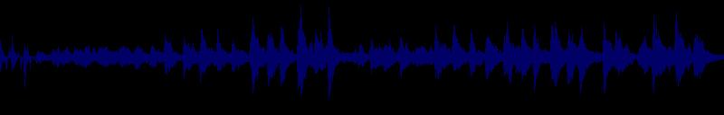 waveform of track #99062