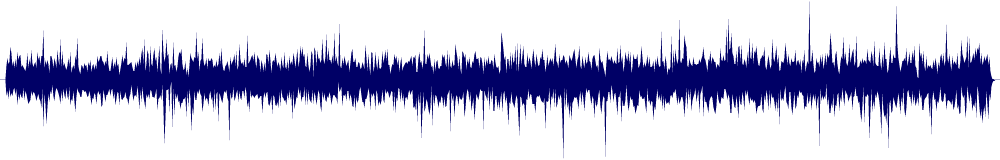 waveform of track #99088