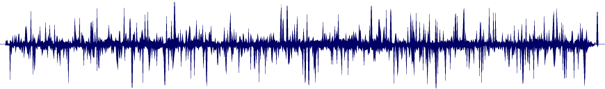 waveform of track #99095