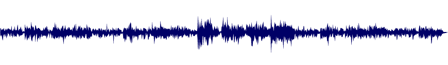 waveform of track #99107