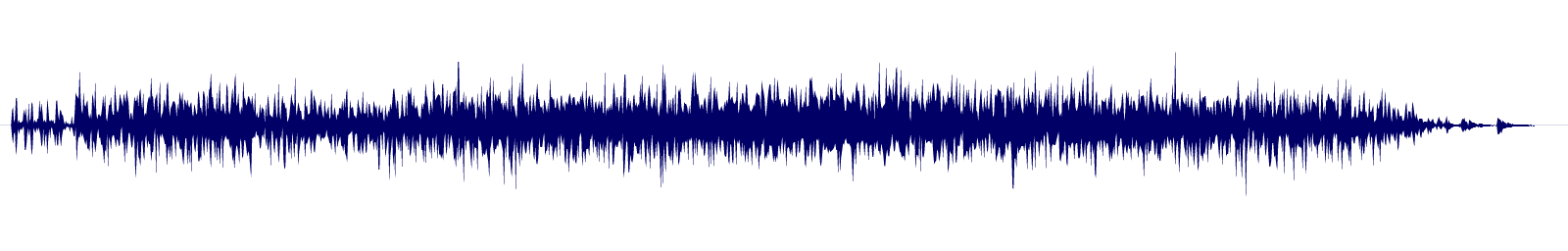 waveform of track #99116