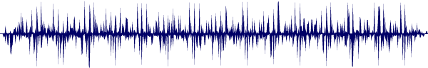 waveform of track #99140
