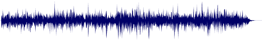 waveform of track #99152