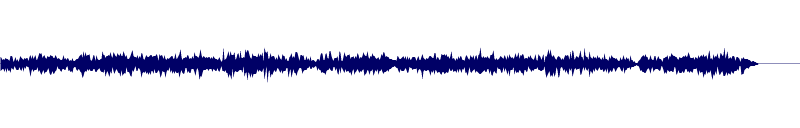 waveform of track #99160